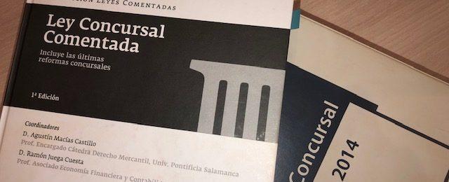 Proyecto Ley Concursal